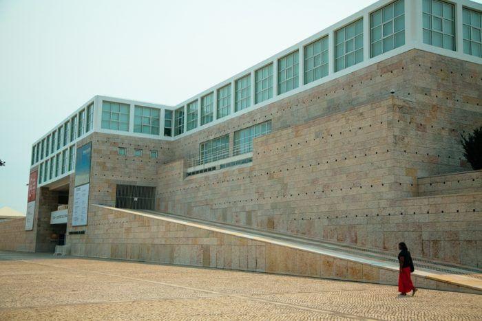 Le Musée Berardo de Lisbonne