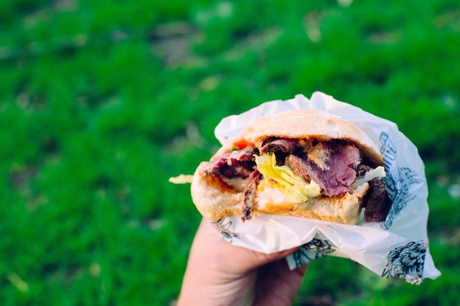 Burger du Festival Kookt Amsterdam