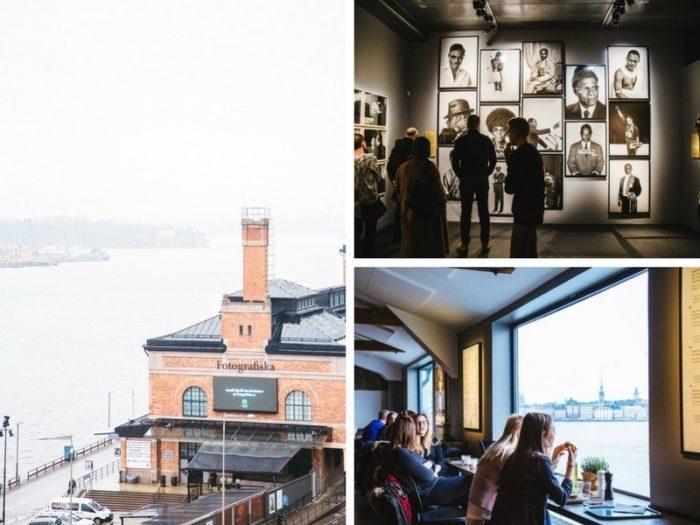 Musée Fotografiska à Stockholm