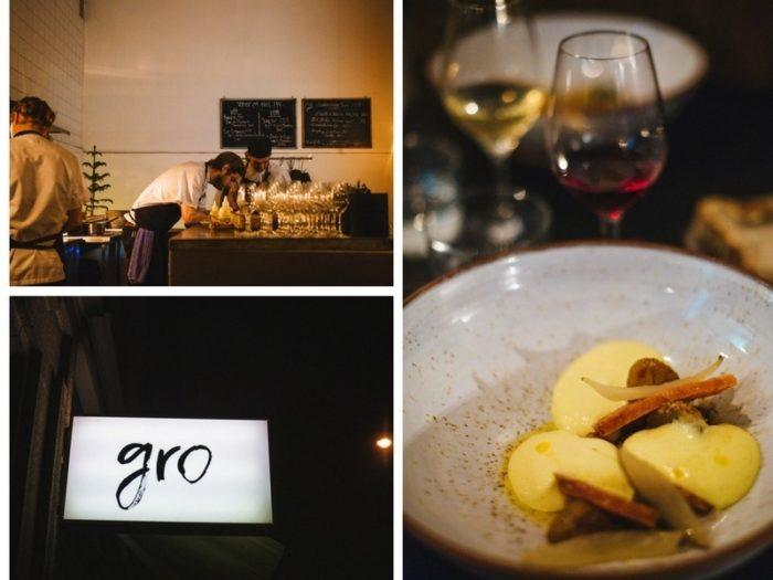 Manger chez Gro Restaurang à Stockholm