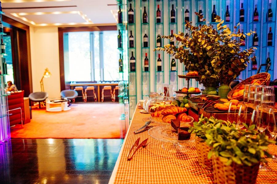 Petit-déjeuner de l'hôtel Sixty Two à Barcelone