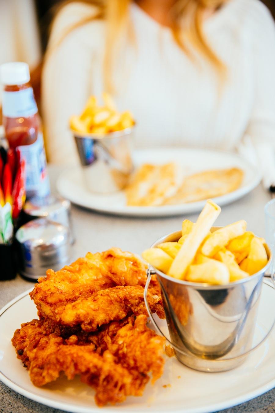 Fish & Chips Irlandais
