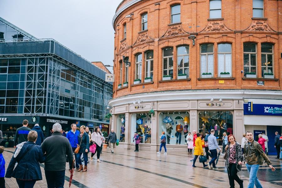 Visiter Belfast Irlande