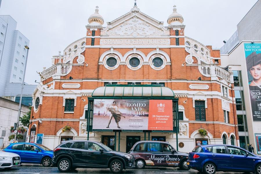 Grand Opera House Belfast Irlande