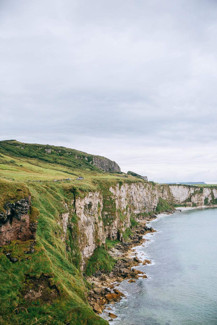 Carrick-a-Rede, en Irlande
