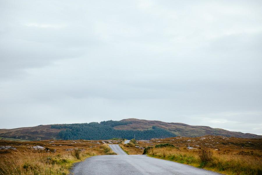 Glenveagh National Park, en Irlande