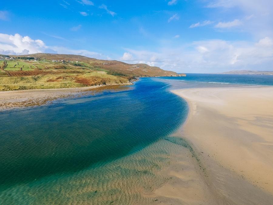 Dunfanagnhy en Irlande