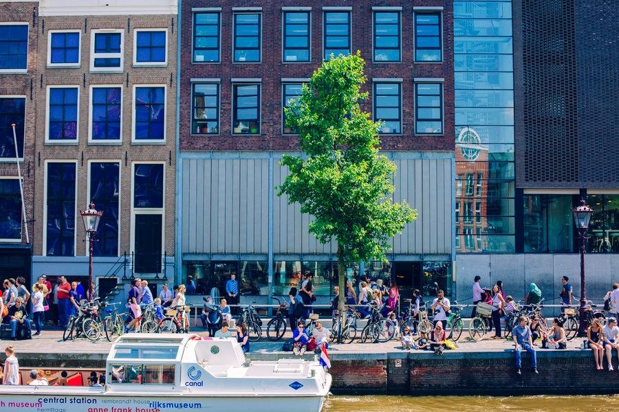 Maison Anne Franck Amsterdam