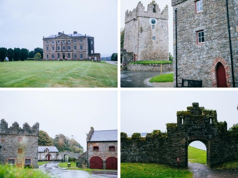 Visiter Castle Ward en Irlande
