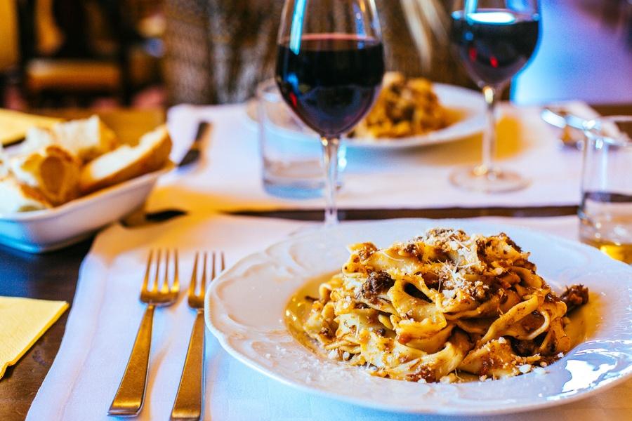 Pasta italiennes
