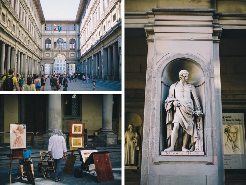 10 choses voir florence que faire florence en un week end - La galerie des offices site officiel ...