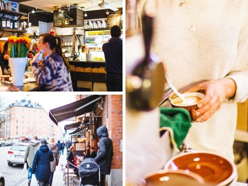 mellqvist kaffebar stockholm millenium