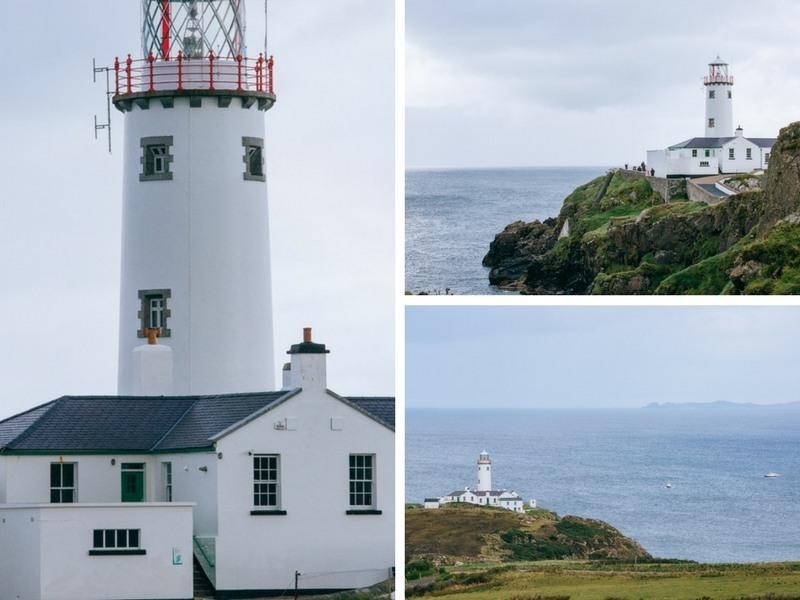 Le Phare de Fanad Head en Irlande