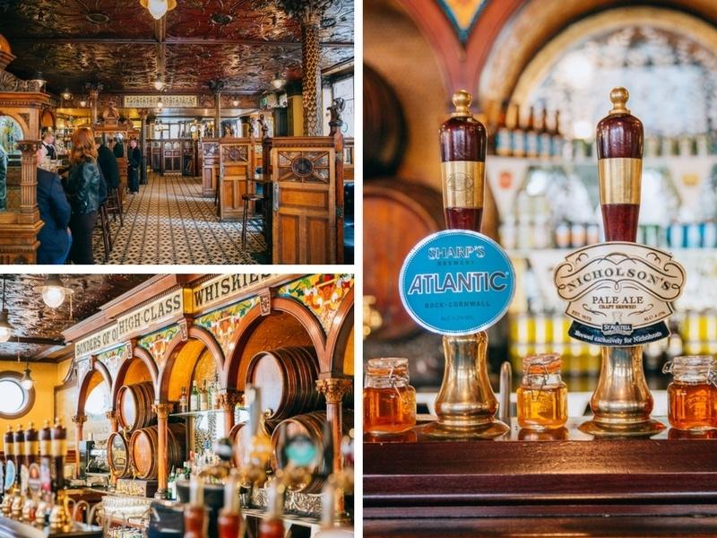Pub Belfast The Crown Liquor Saloon
