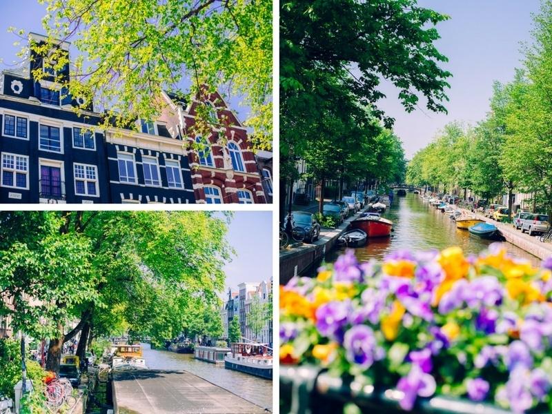 Quartier Jordaan Amsterdam