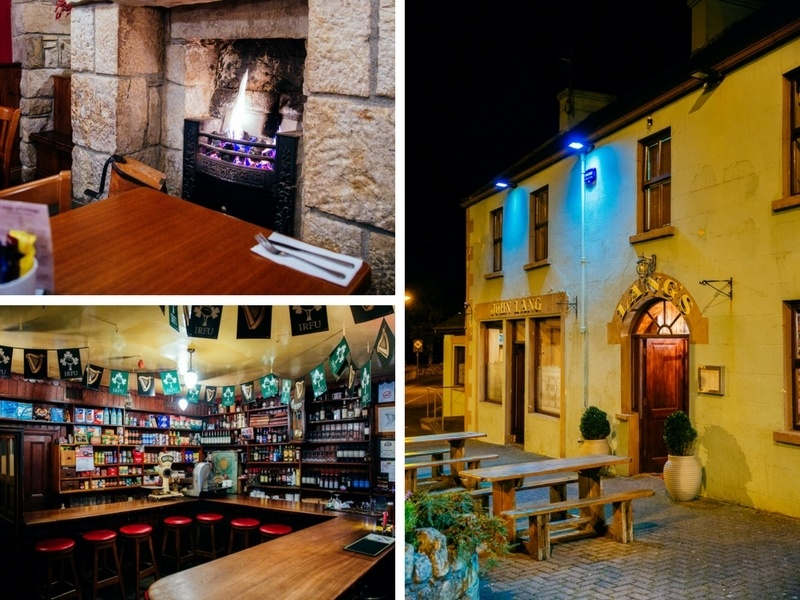 Langs Bar & Restaurant Irlande