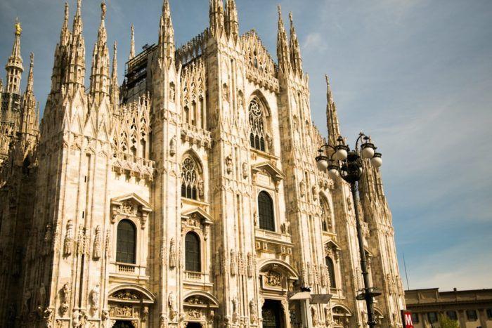 duomo cathedrale milan