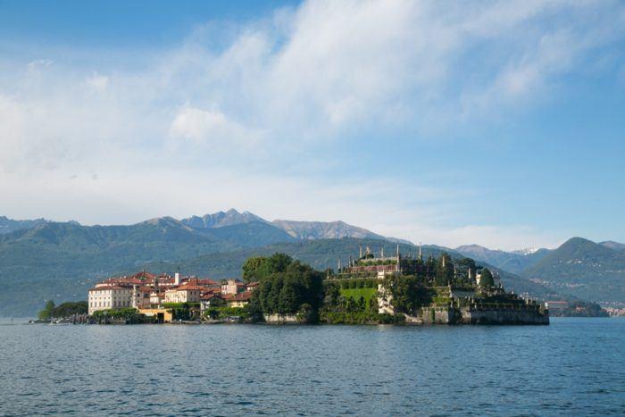 lac majeur isola bella
