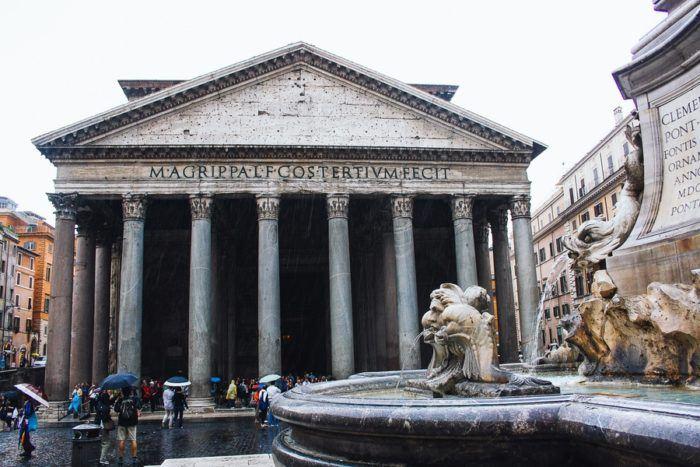 visiter pantheon rome