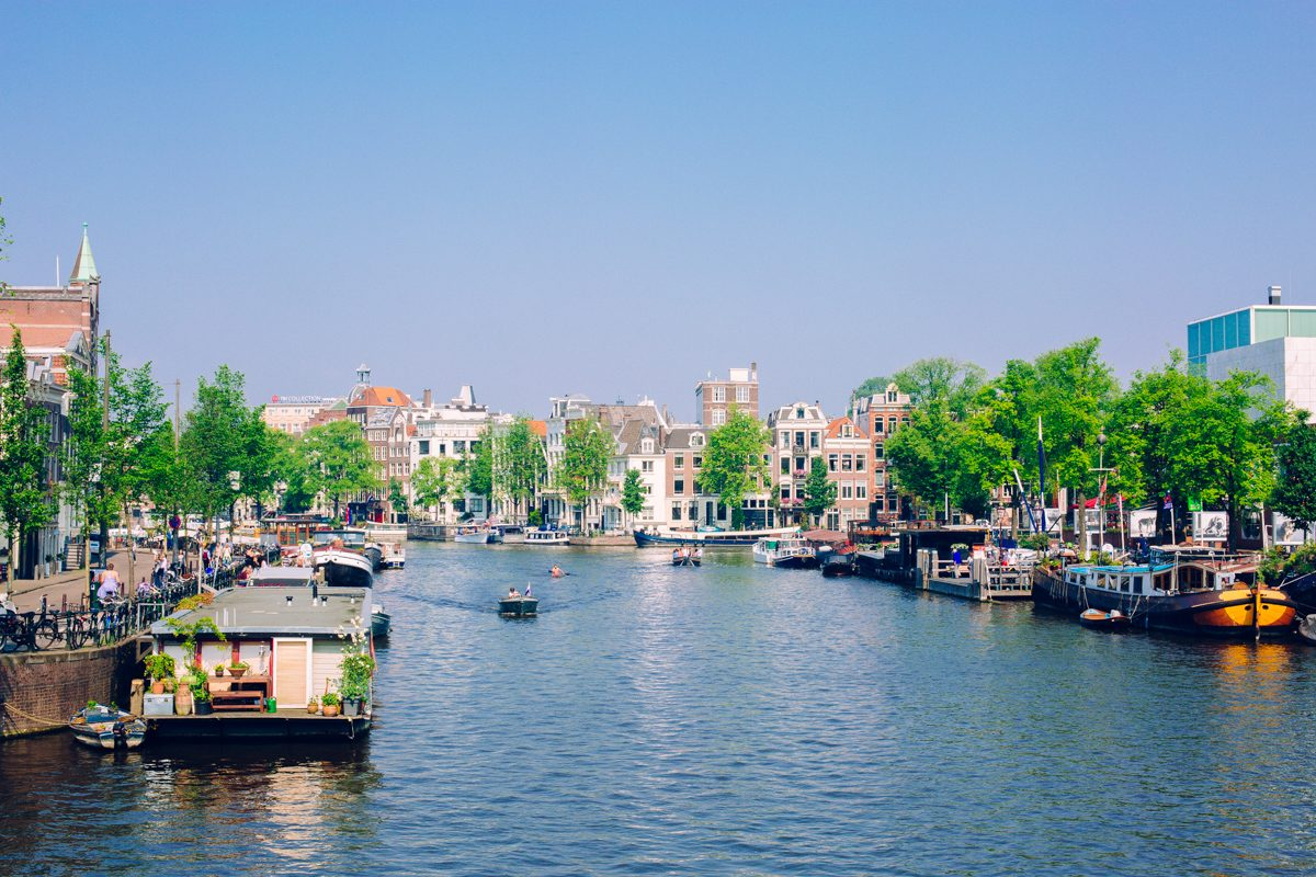 Bon Plan Week-end Amsterdam