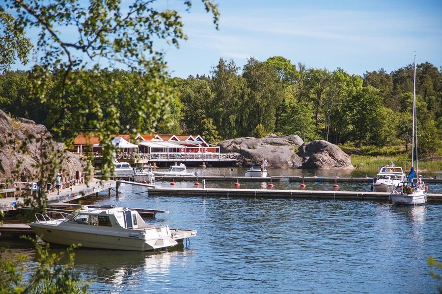 Comment aller sur les archipels de Stockholm ?