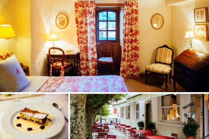 Hôtel Arraya au Pays Basque