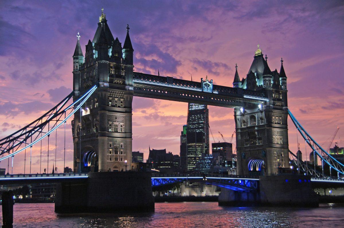 Bon plan Londres