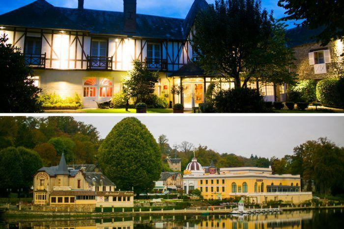 Manoir du Lys, Normandie