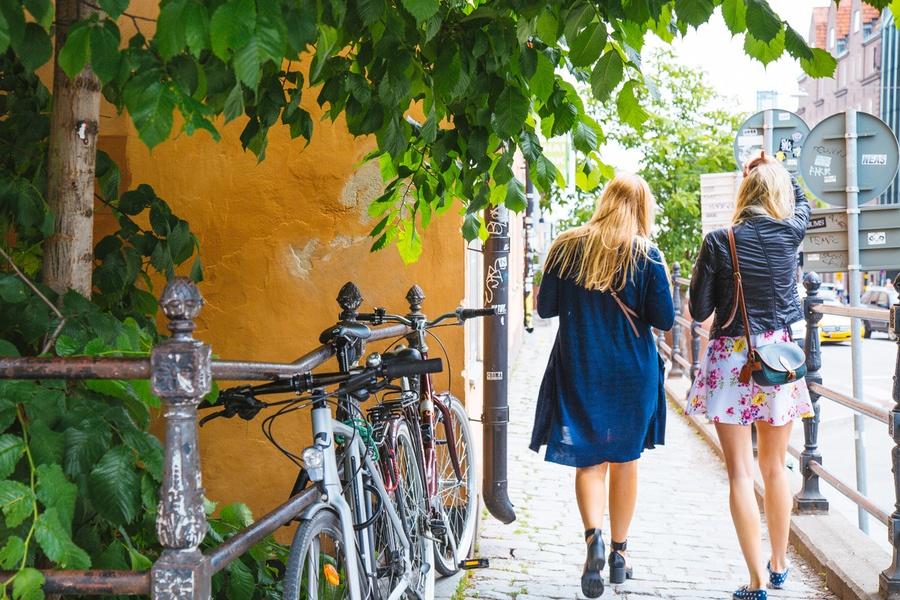 Balade à Södermalm à Stockholm