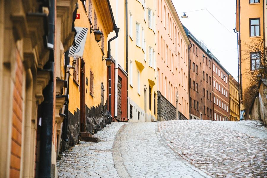 Quartier de Stockholm