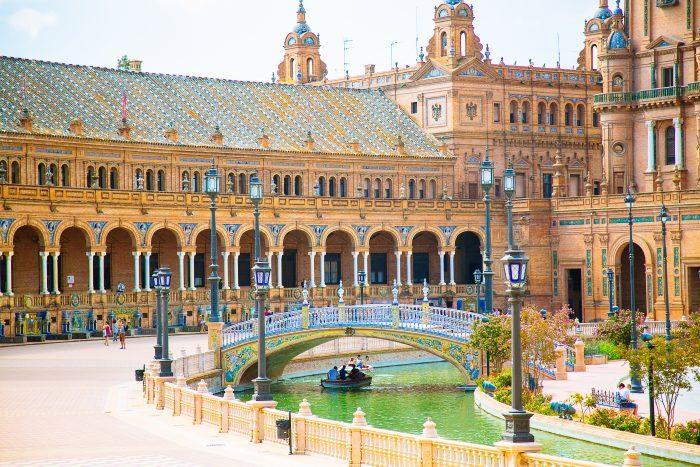 Pont Plaza de España