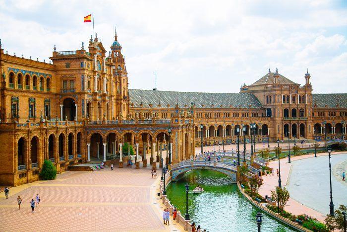 Visiter la Plaza de Espana