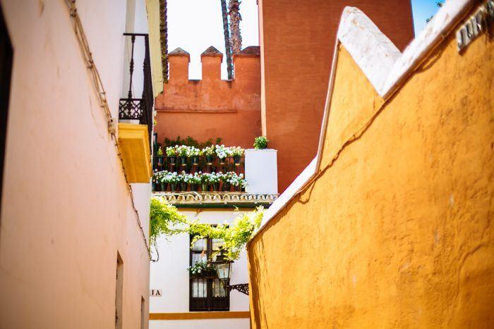 Aller à Séville