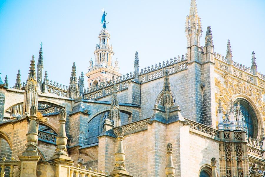 La Cathédrale Notre-Dame du Siège de Séville