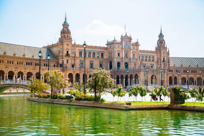 Palais de la Plaza de España