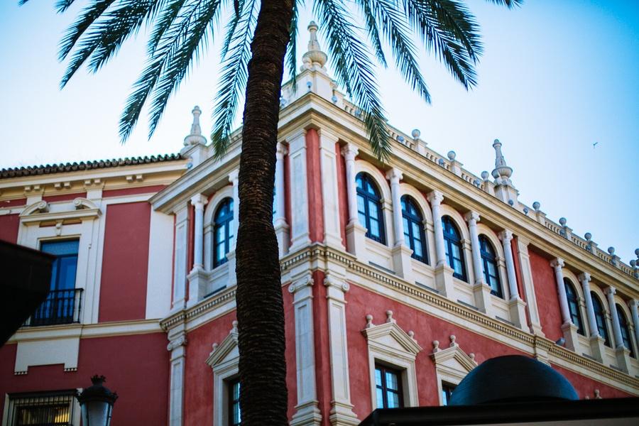 Location Voiture Centre Ville Seville