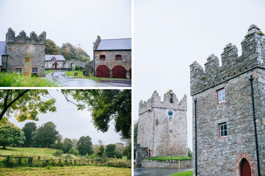 Castle Ward Irlande