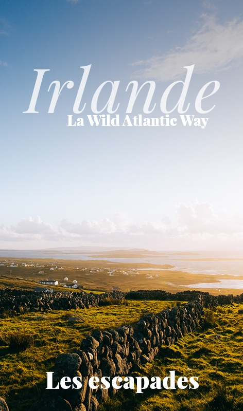Irlande, Wild Atlantic Way