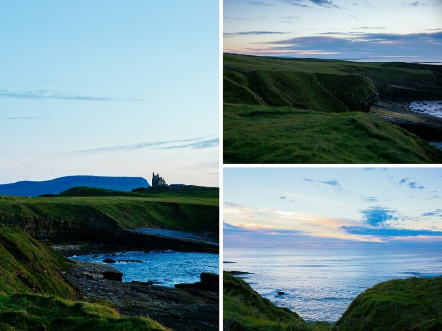 Mullaghmore Head, Irlande