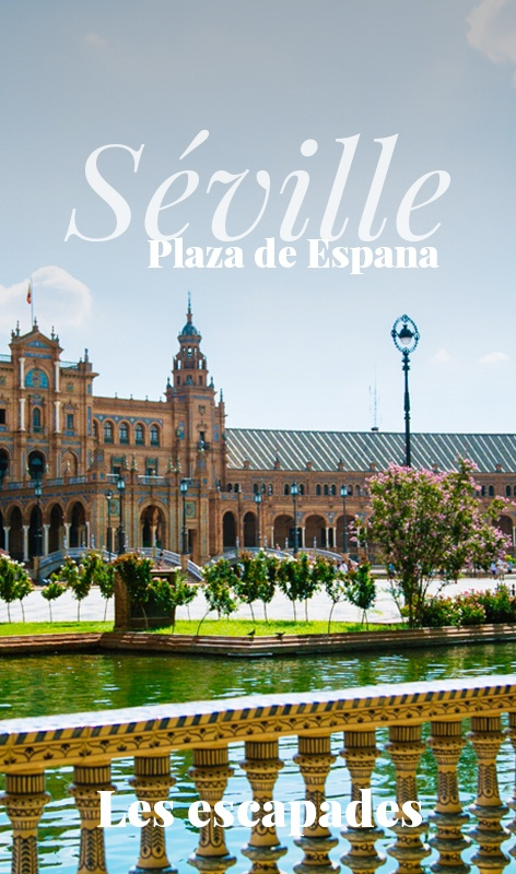 Visiter Plaza de Espana, à Séville