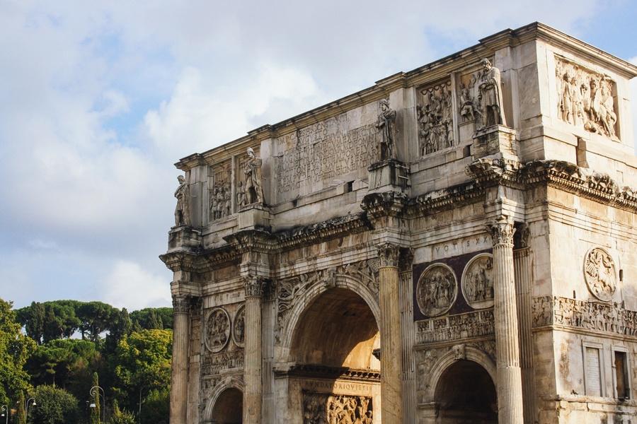 Rome, Omnia Pass