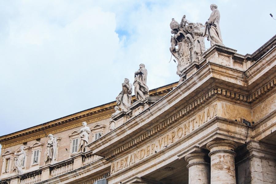 Rome, Omnia Pass Vatican