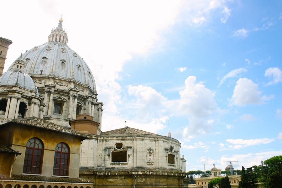 Basilique Saint-Pierre Rome