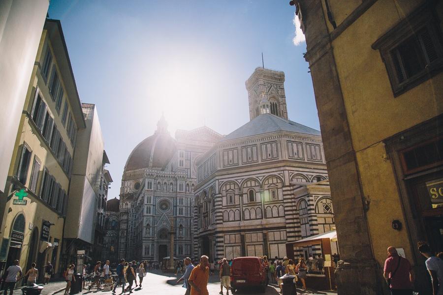Le Duomo de Florence