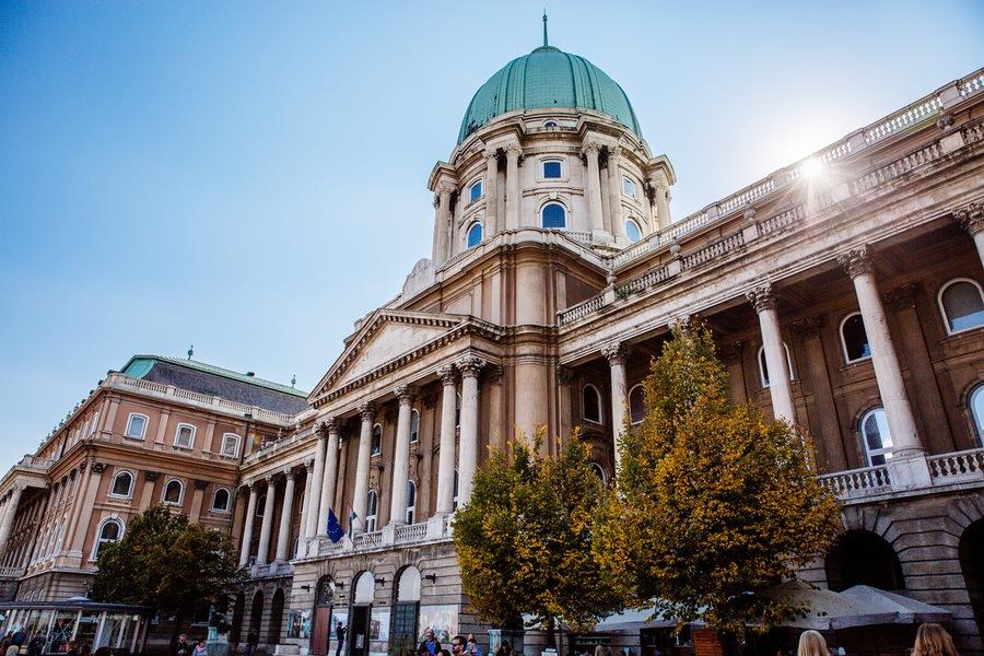 Le Palais de Budapest