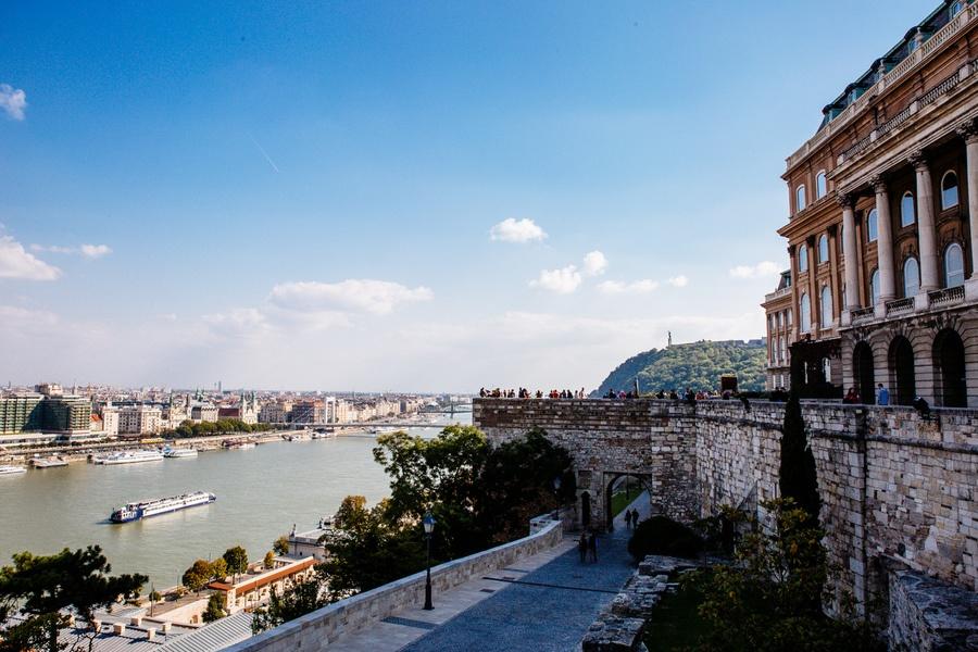 Visiter le Château de Budapest