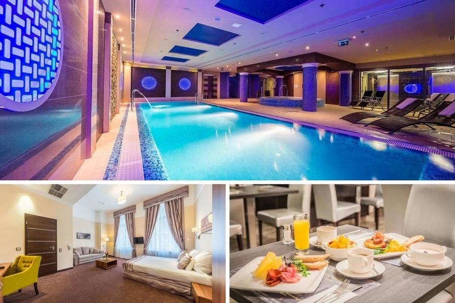 Hotel Budapest : Hotel President