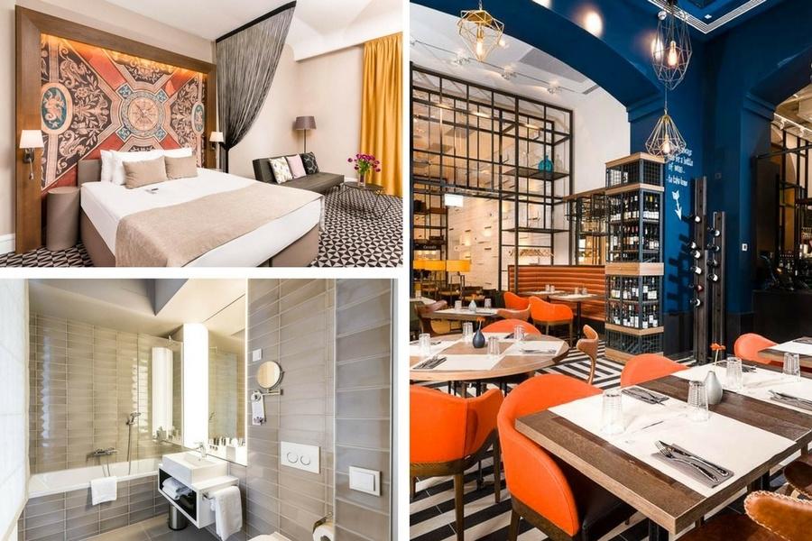Hotel Budapest : Hotel Moments