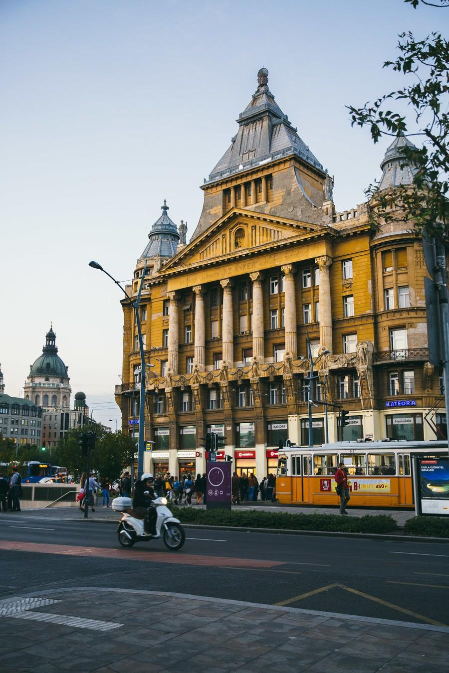 Les hôtels de Budapest dans le 6ème arrondissement