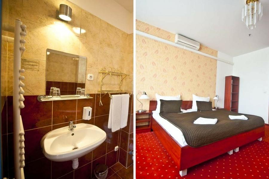 Hotel Budapest : Canada Hotel